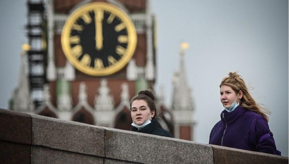 Rusya'da uzaktan çalışanların sayısı 60 binden 6 milyona yükseldi