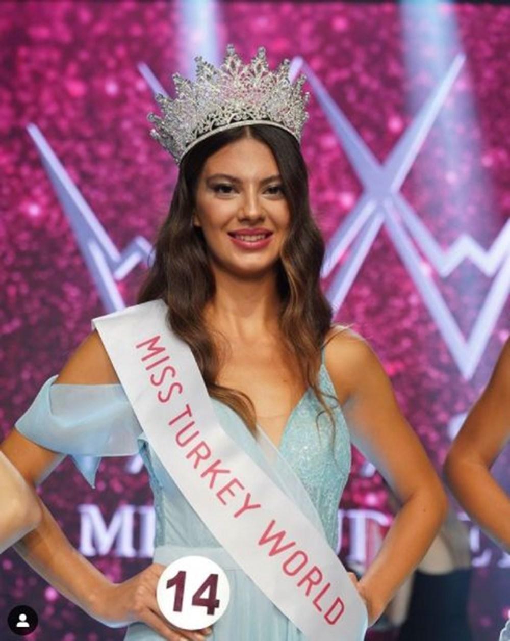 Pemenang Miss Turkey 2021 diumumkan (siapa Miss Turkey Dilara Korkmaz) - 2