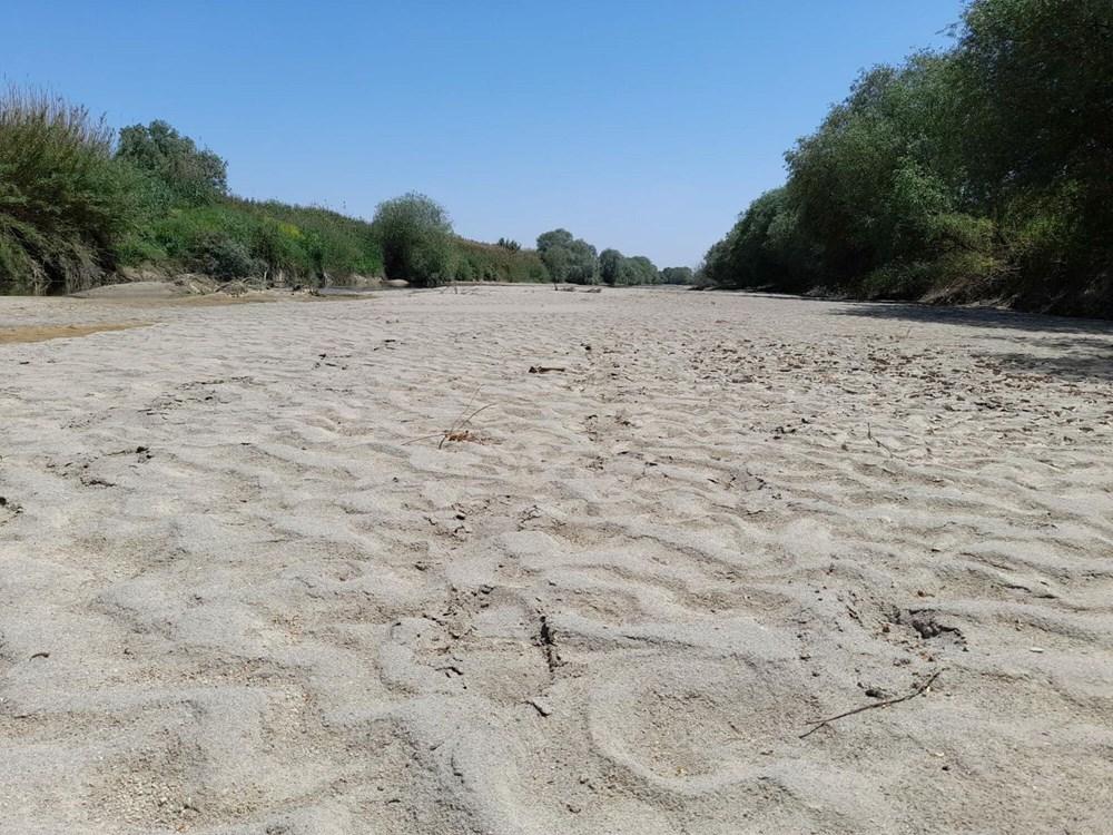 Büyük Menderes Nehri kurudu - 8