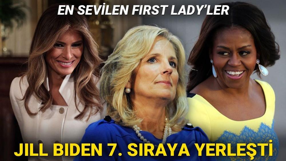 En sevilen first lady'ler sıralandı