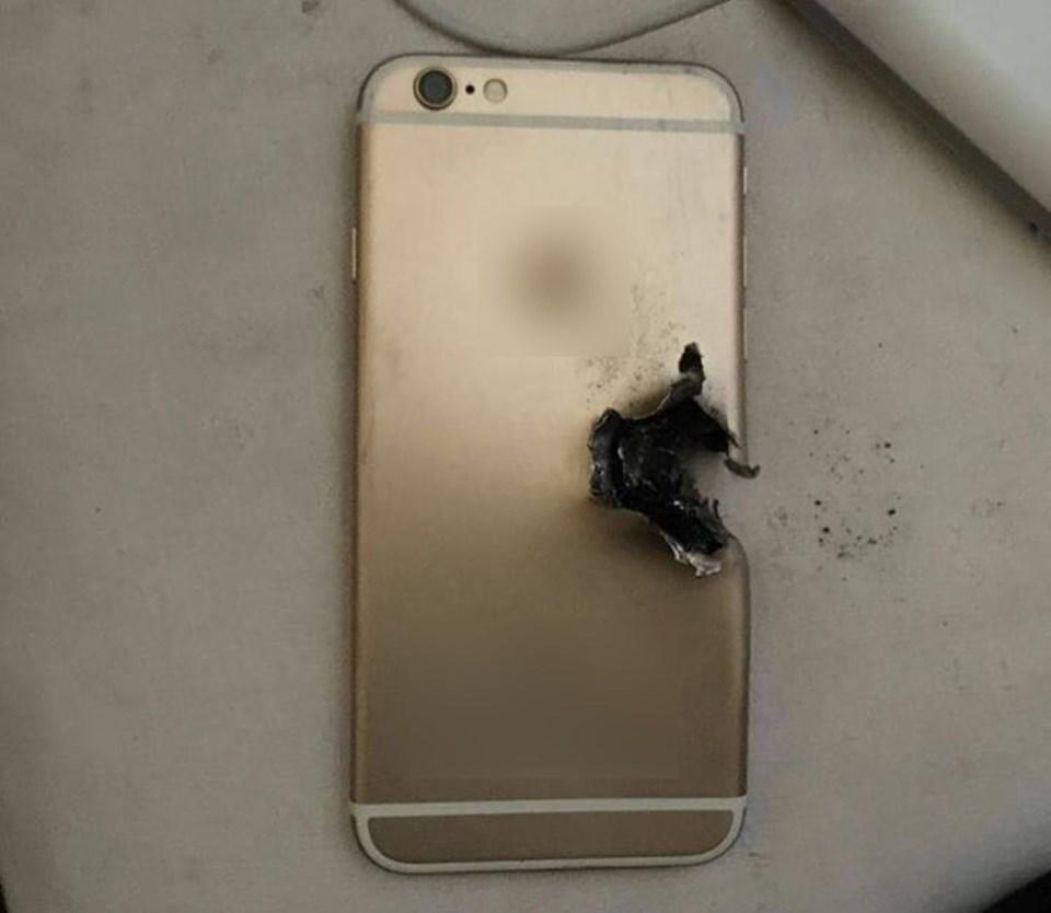 Bozok'un cep telefonu kullanılamaz hale geldi.