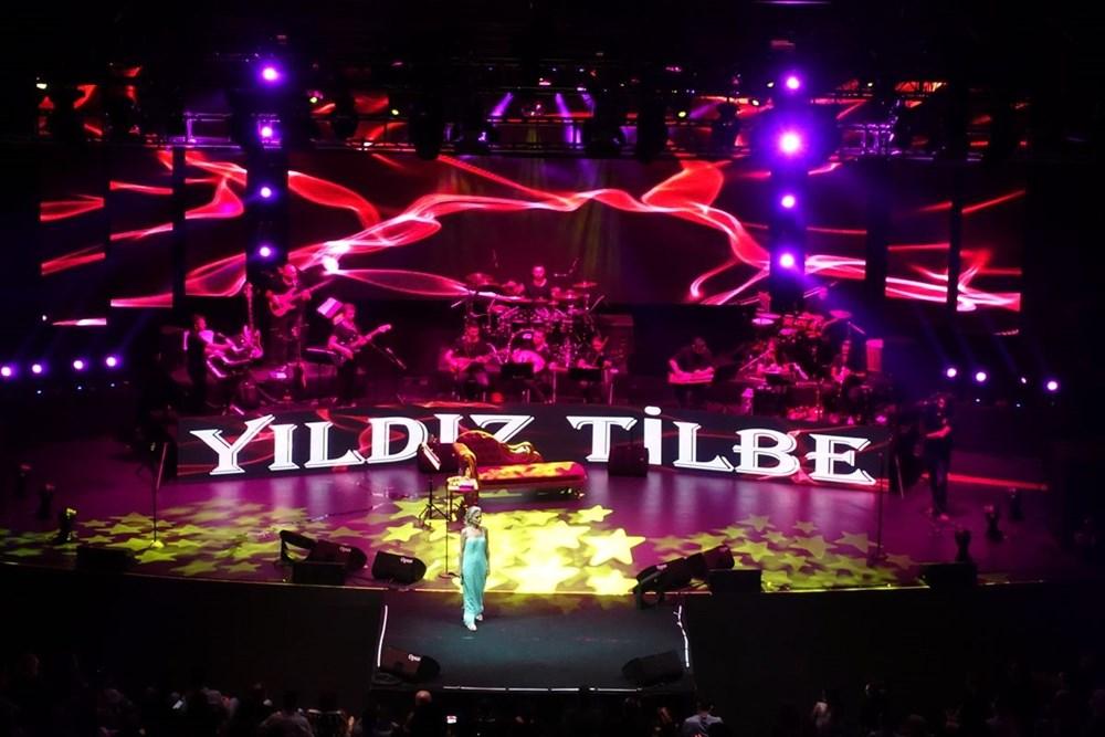 Yıldız Tilbe'nin Harbiye konserinde Berkay sürprizi - 5
