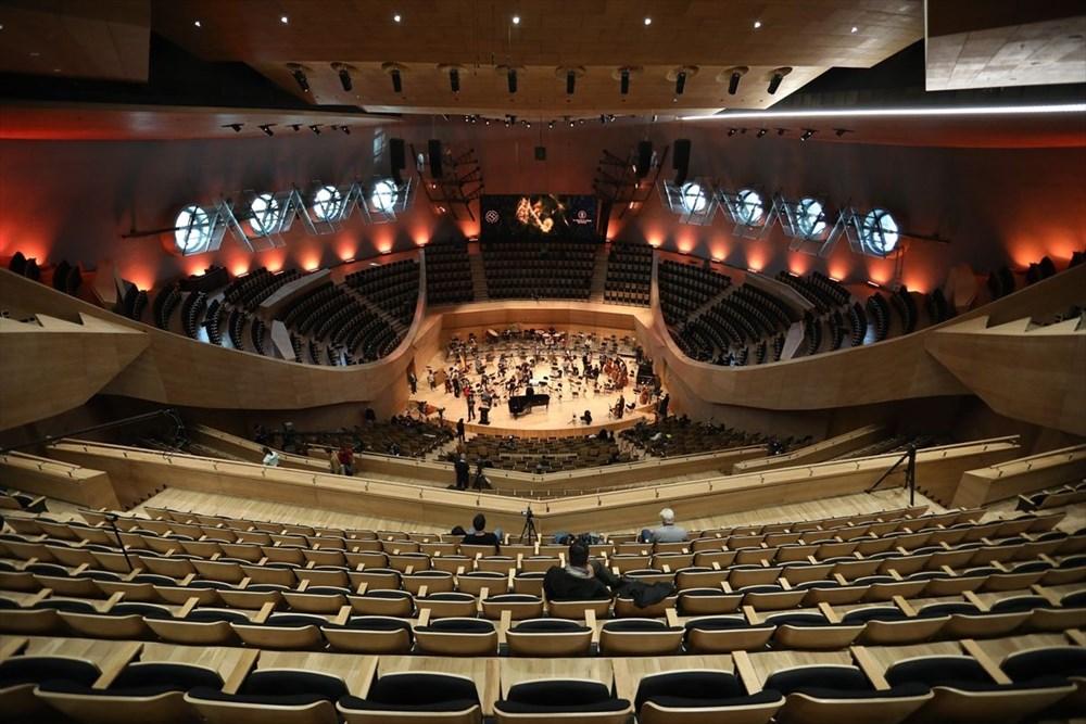 Cumhurbaşkanlığı Senfoni Orkestrası yeni bina açılış konseri - 8