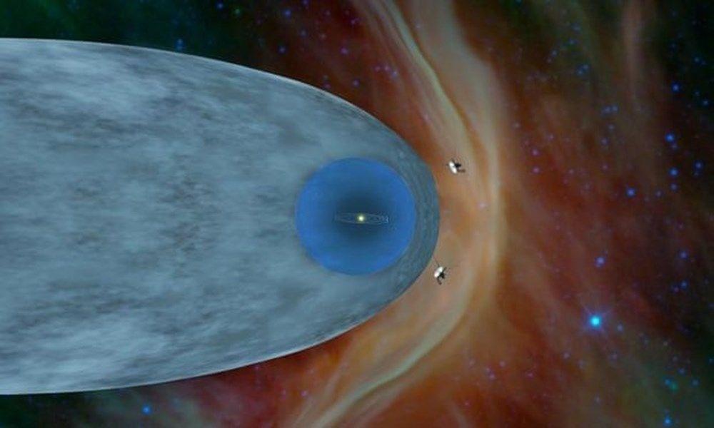 """Voyager 2, 18 milyar kilometre uzaktan """"Merhaba"""" dedi (Türkçe mesaj da taşıyor) - 1"""