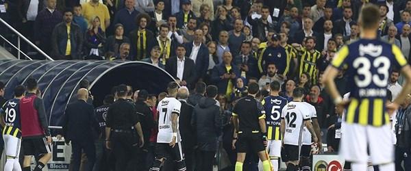 Fenerbahçe'den derbi açıklaması: Ağır söylemlerle tahrik...