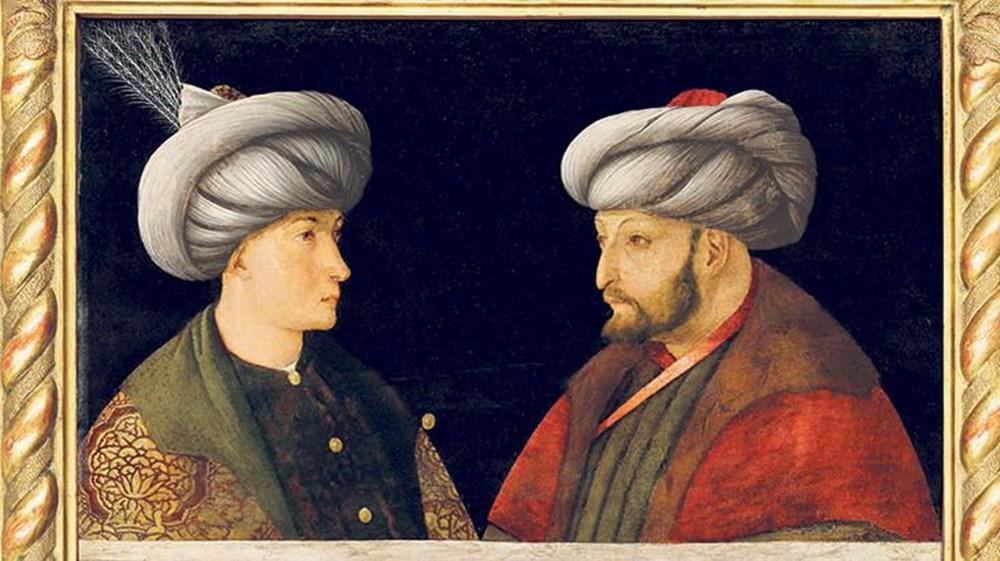 Murat Bardakçı: İBB'nin aldığı tabloda Fatih'in karşısındaki kişi Cem Sultan değil - 1