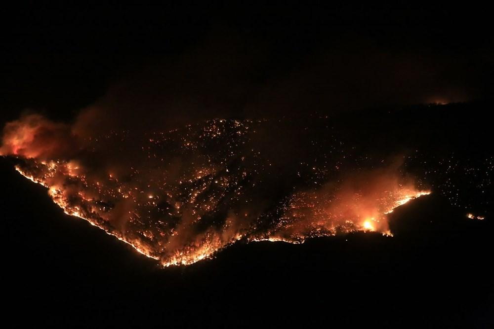 Antalya, Adana, Mersin, Aydın, Muğla, Osmaniye ve Kayseri'de orman yangınları - 45