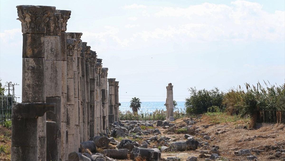 Soli Pompeiopolis Antik Kenti, arkeoparka dönüştürülecek