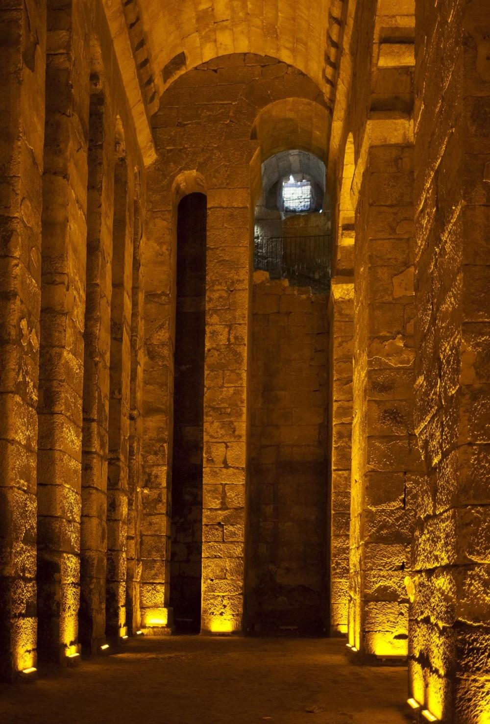 Dara Antik Kenti'nde ortaya çıkarılan sarnıç Yerebatan'dan daha derin - 2