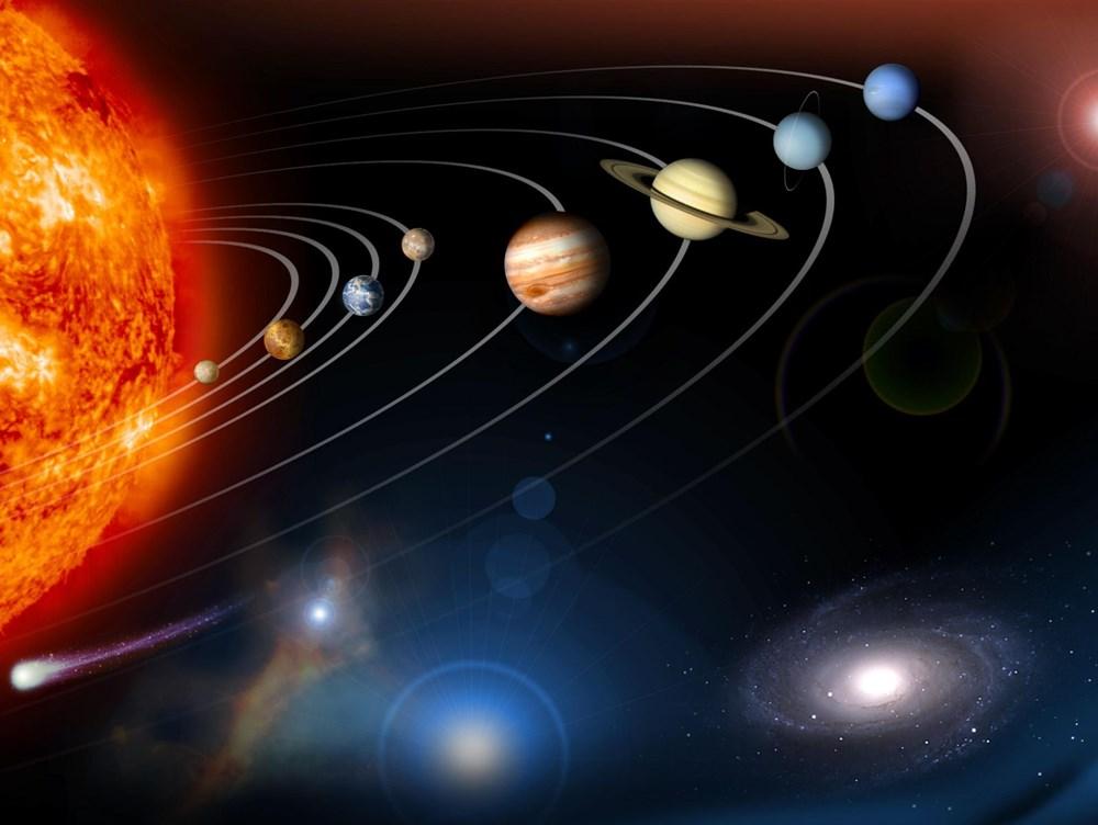 Venüs neden saat yönünde dönüyor? (İlginç bilgiler) - 46