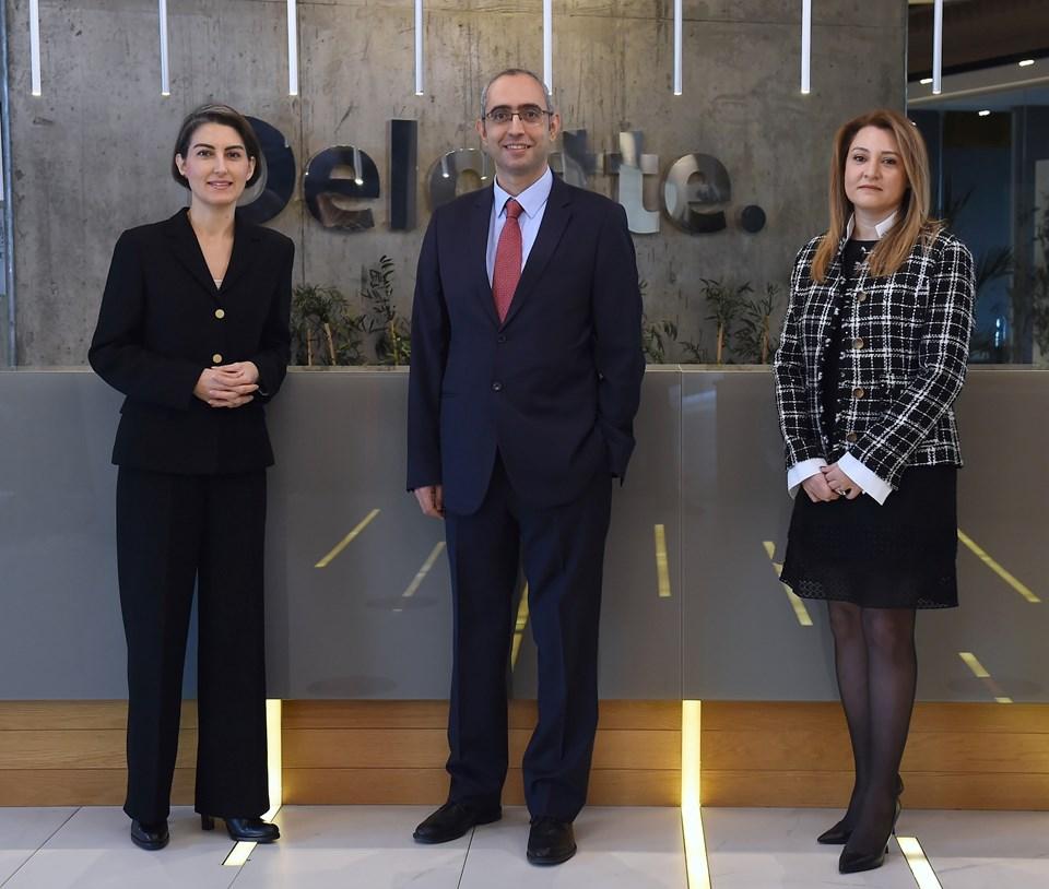 Deloitte Türkiye Birleşme ve Satın Alma Hizmetleri Direktörü Özlem Ulaş-Deloitte Türkiye Ortağı ve Finansal Danışmanlık Lideri Kıvanç Çıdam-Deloitte Türkiye Birleşme ve Satın Alma Hizmetleri Direktörü Duygu Doğançay
