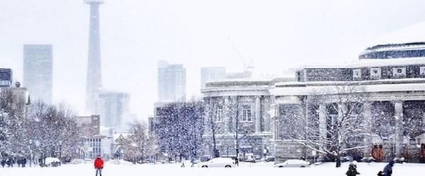 Kanada'da kış alarmı: sıcaklıklar eksi 45 dereceye kadar düşecek