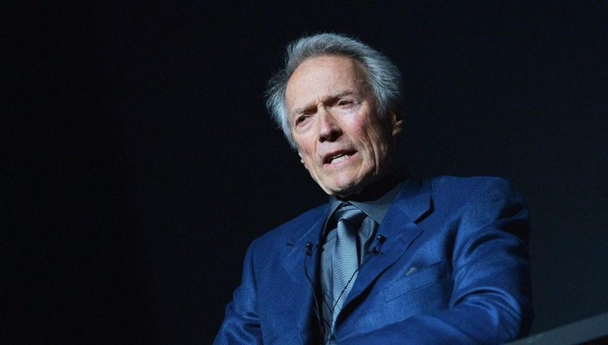 91 yaşındaki Clint Eastwood: İşim henüz bitmedi