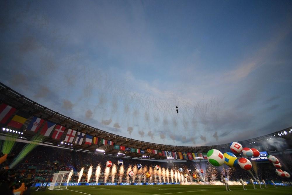 EURO 2020'ye görkemli açılış - 19