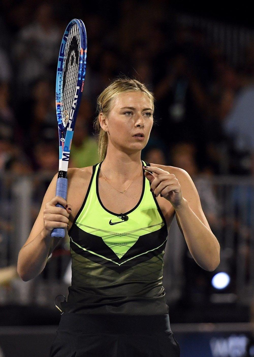 Maria Sharapova'nın yüzüğü servet değerinde - 2