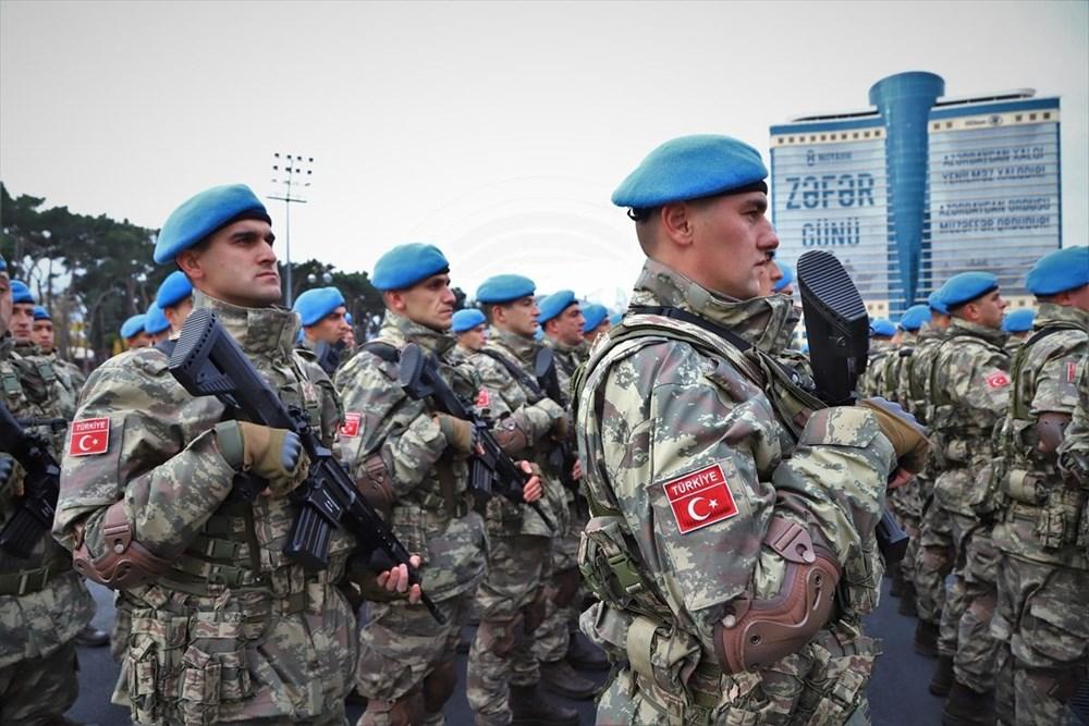 Azerbaycan, Dağlık Karabağ zaferini askeri geçit töreni ile kutlayacak - 2