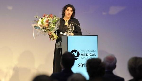Yapay Kalp Cerrahı Dr. Gürsoy Alman Tıp Ödülü'nü aldı