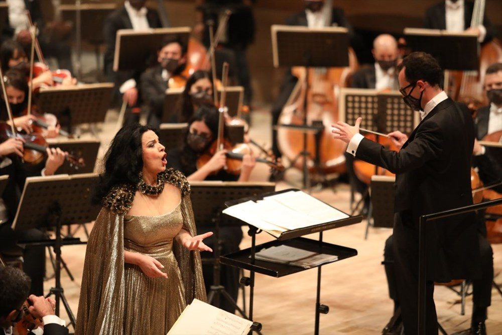 Cumhurbaşkanlığı Senfoni Orkestrası yeni bina açılış konseri - 15