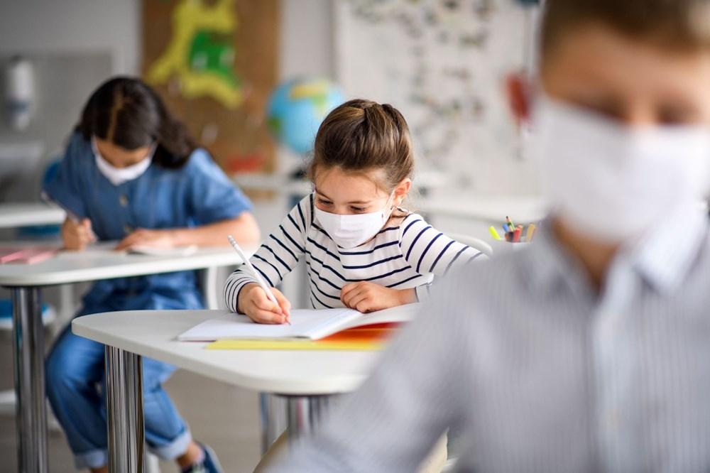 Çocuklardaki en yaygın corona virüs belirtileri açıklandı - 1