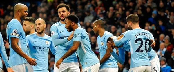 Manchester City'den hezimet ve rekor