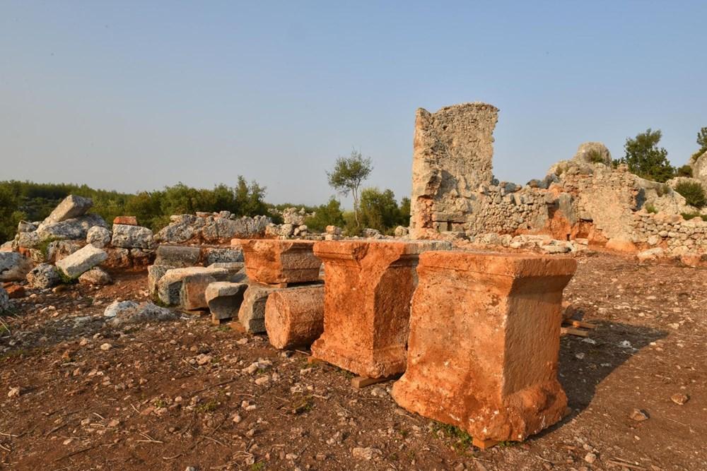 Lyrboton Kome Antik Kenti, Arkeopark oluyor - 4