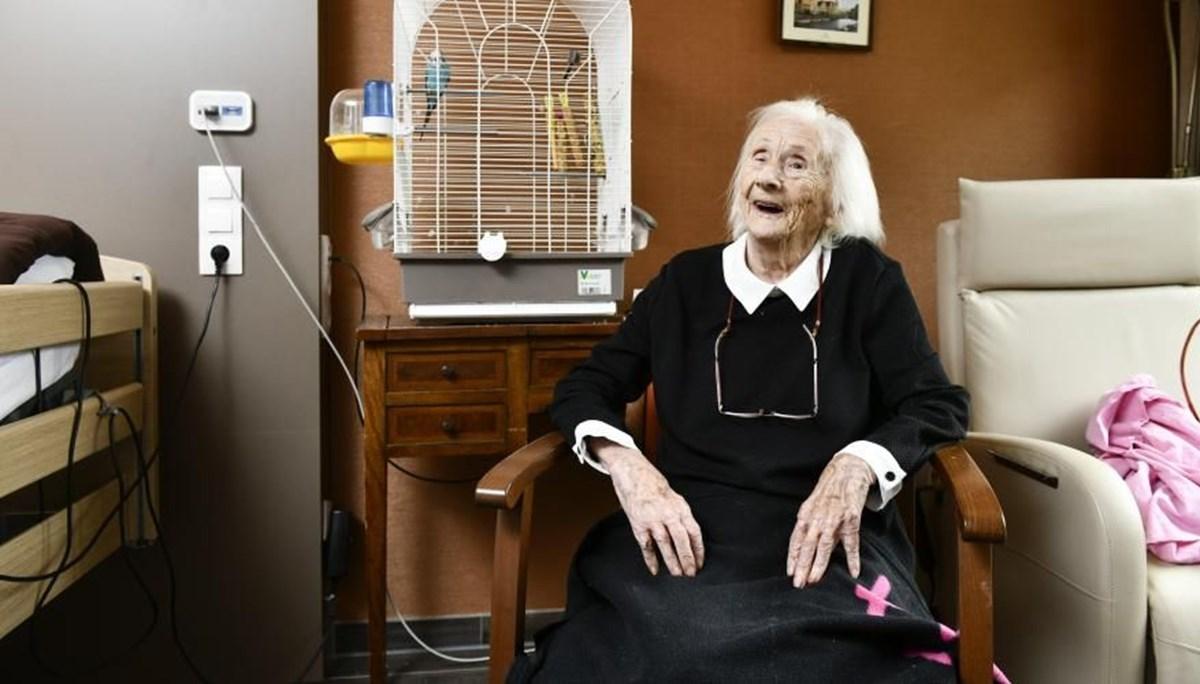 Belçika'nın en yaşlı kişisi 111 yaşında hayatını kaybetti