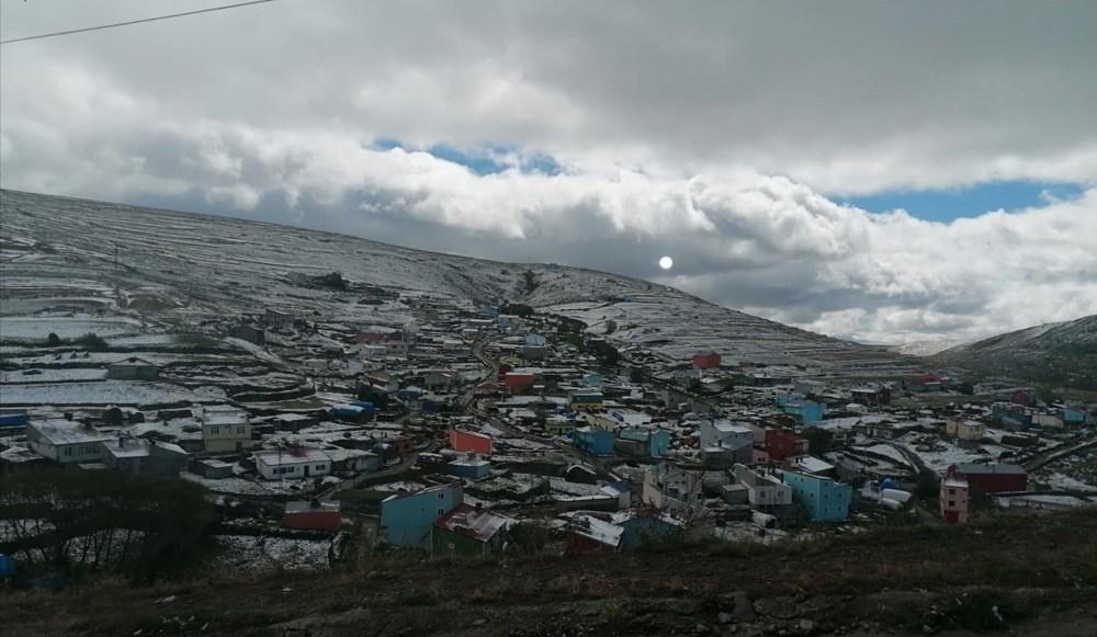 Kar etkili oldu: Yaylacıların dönüş hazırlıkları erken başladı - 9