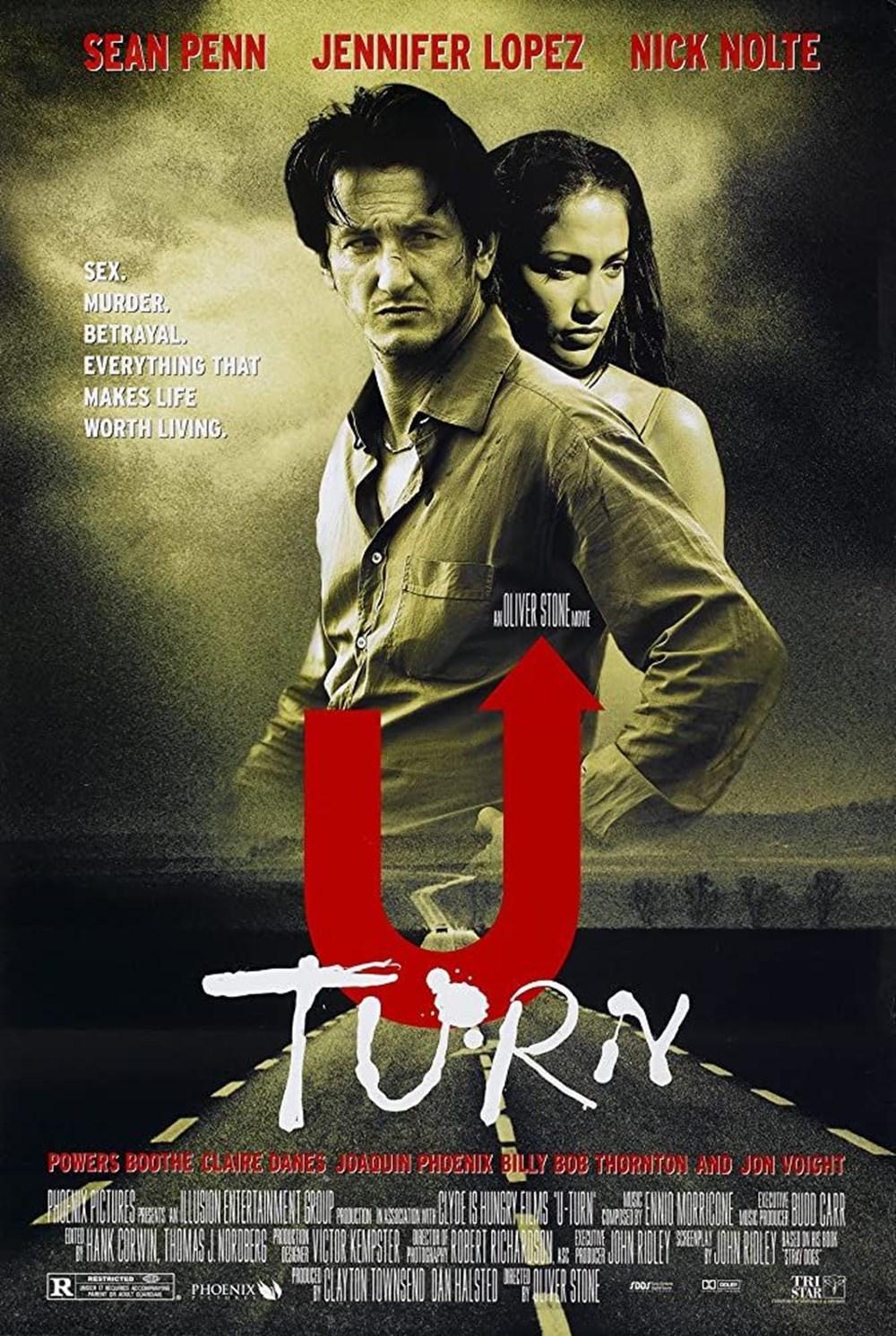 Joker filminin başrolü Joaquin Phoenix'in tüm filmleri - 35