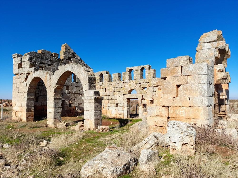 1500 yıllık Nuhrut Kilisesi restore edilmeyi bekliyor - 6