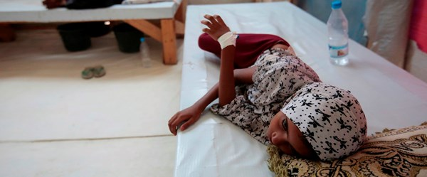 Yemen'de koleradan üç ayda 190 ölüm