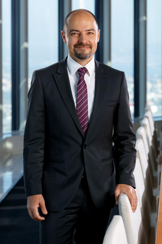 Akbank Ticari Bankacılıktan Sorumlu Genel Müdür Yardımcısı Mehmet Tugal