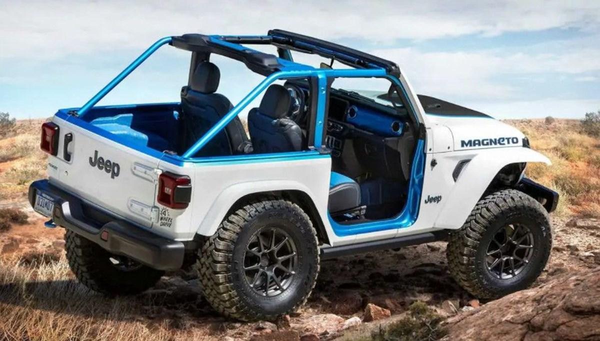 Jeep, ilk elektrikli modeli için tarih verdi