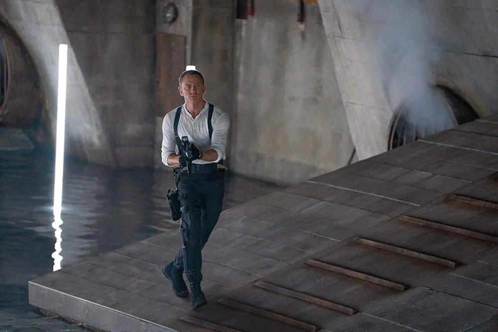 James Bond serisinin 25. filmi No Time To Die'ın dijital platformda yayınlanacağı yalanlandı - 11