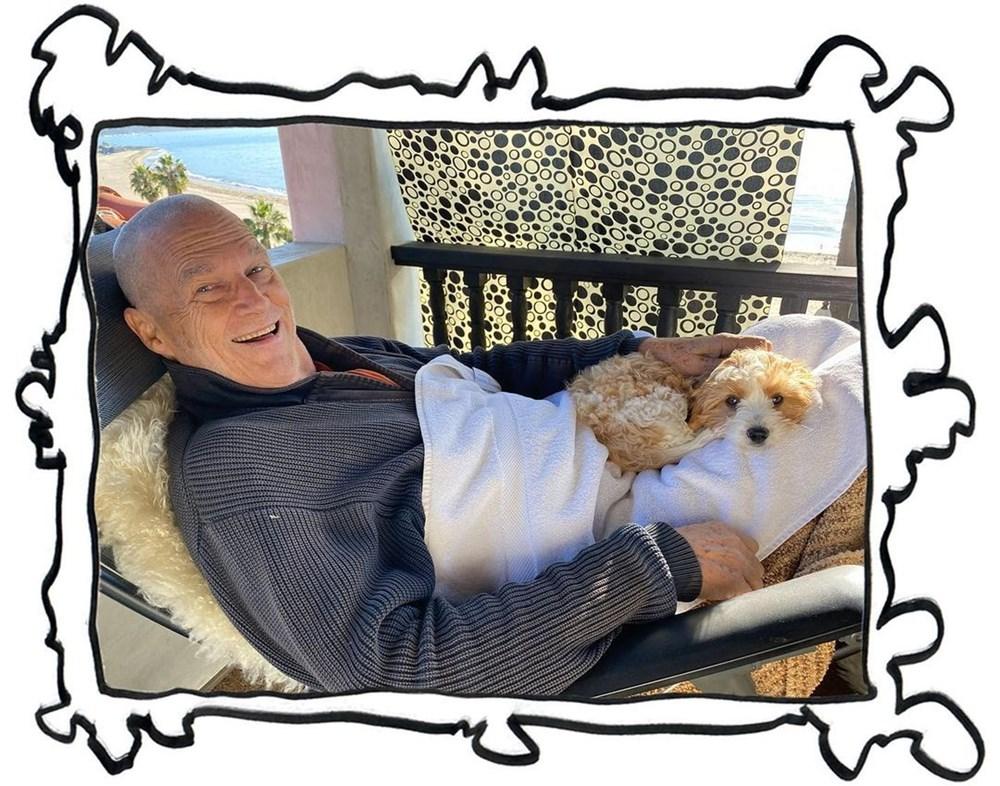 Kanser tedavisi gören Jeff Bridges'in son hali - 2