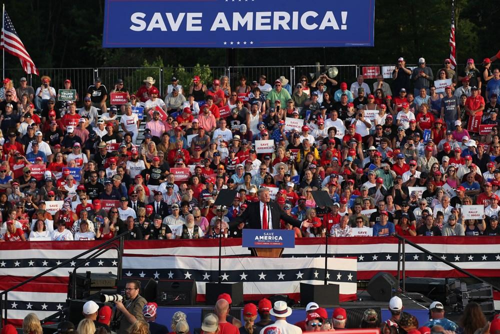 Donald Trump meydanlara döndü: Amerika'yı geri alacağız ve bunu yakında yapacağız - 10