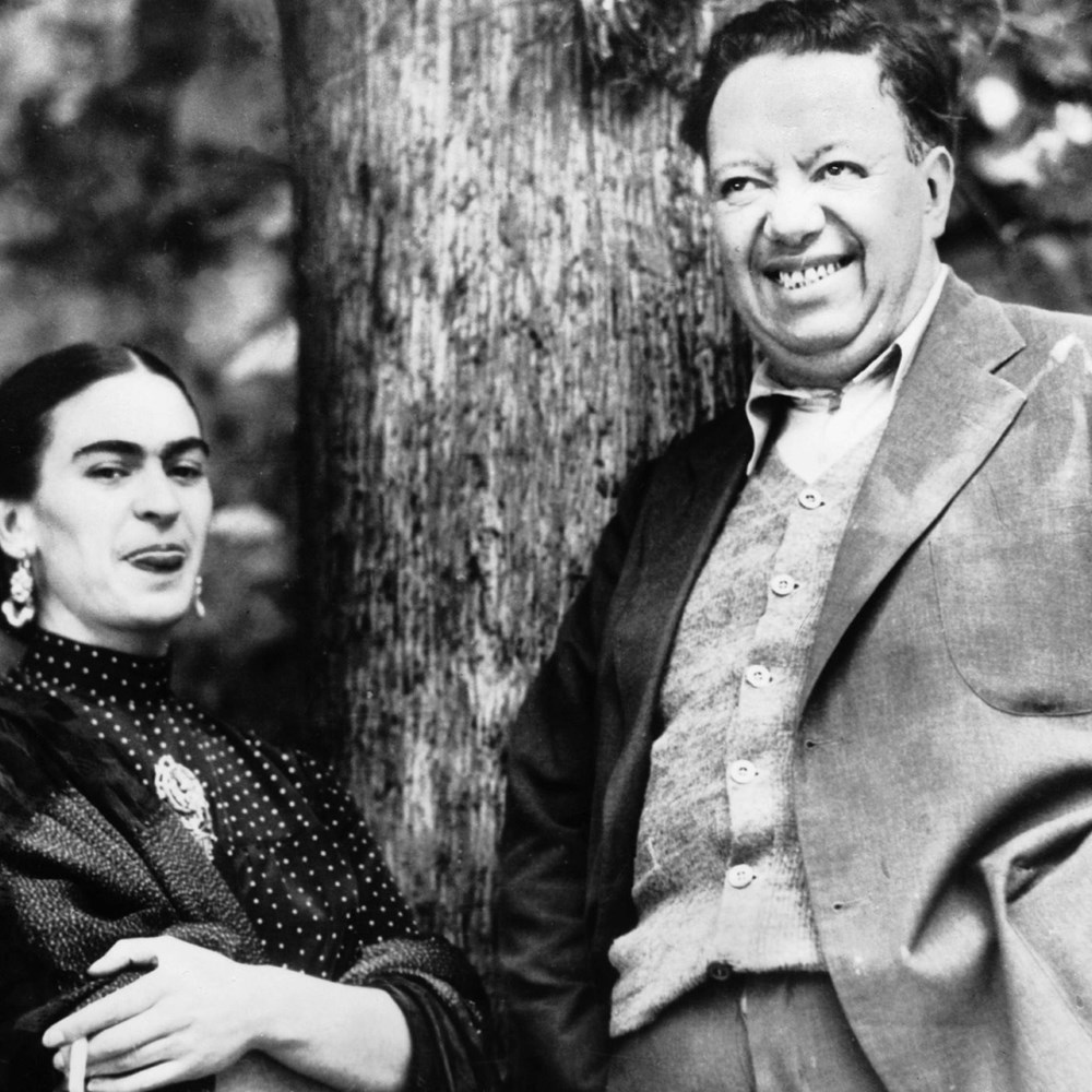 Frida Kahlo kimdir? (Tahta Bacak Frida Kahlo'nun hayatı) - 19