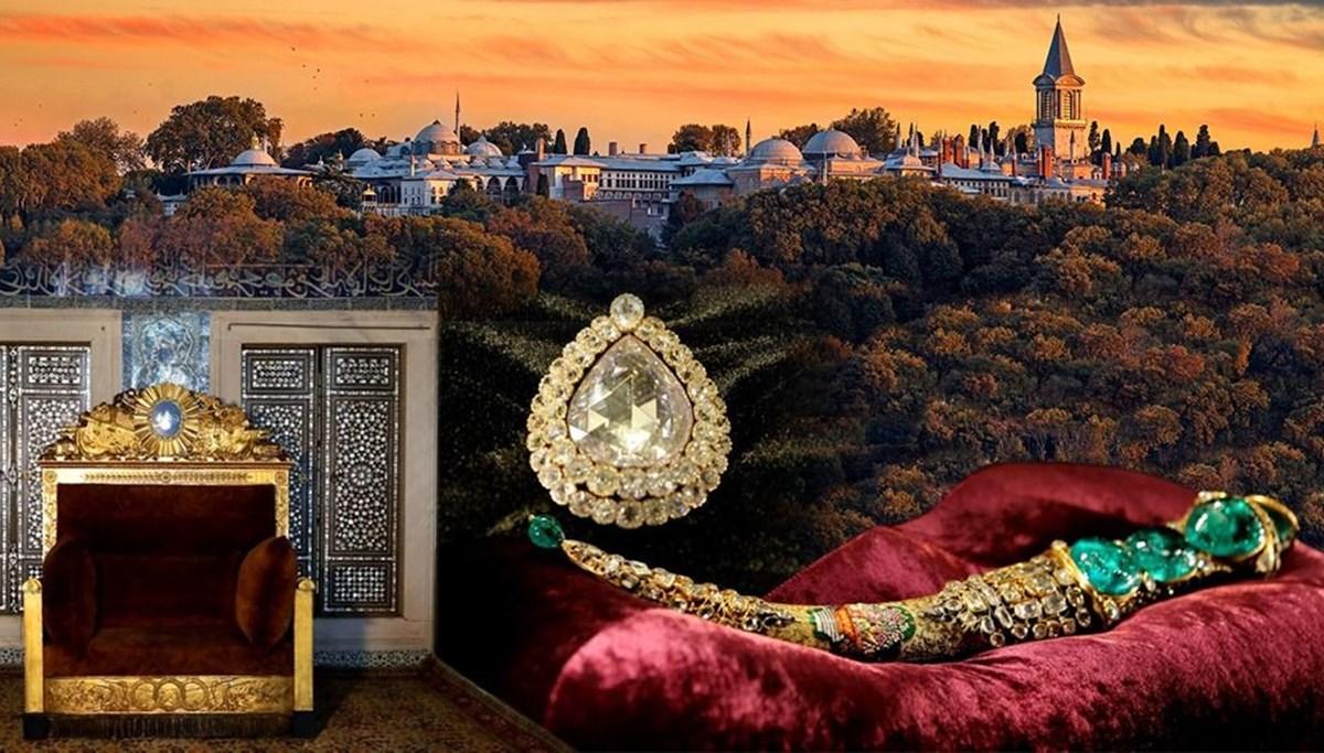 Dünyanın en görkemli müzelerinden birisi: Topkapı Sarayı