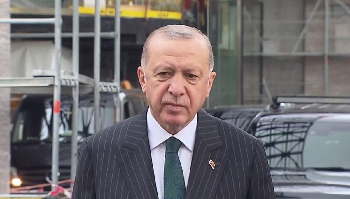 Cumhurbaşkanı Erdoğan'dan Mesut Yılmaz'ın vefatına ilişkin açıklama