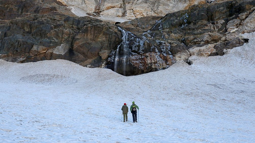 Türkiye'nin en büyük buzulu: Cilo Dağları - 3