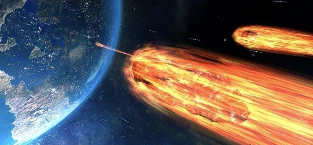 NASA'dan göktaşı açıklaması (2 saat arayla Dünya'yı teğet geçti) - 9