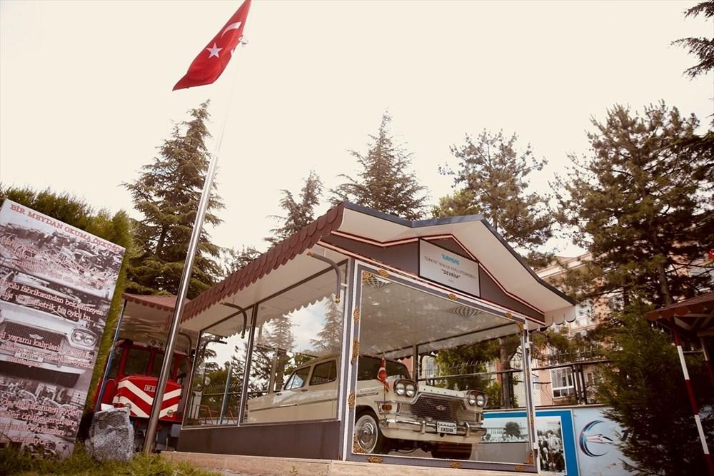 Devrim Otomobili Müzesi kapılarını yeniden açtı - 17