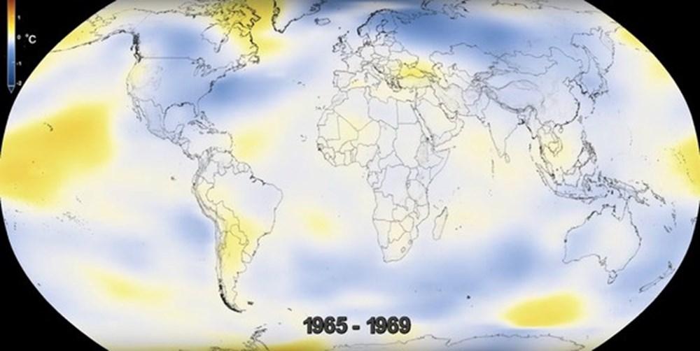 Dünya 'ölümcül' zirveye yaklaşıyor (Bilim insanları tarih verdi) - 95