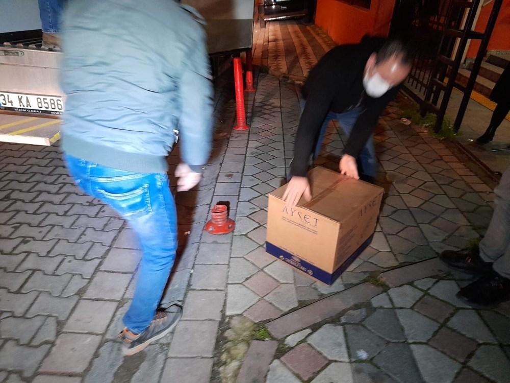 İstanbul'da ilk aşılar sağlık çalışanlarına yapılıyor - 7