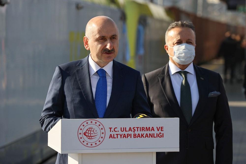 Türkiye'den Çin'e gidecek ilk ihracat treni İstanbul'dan uğurlandı - 3