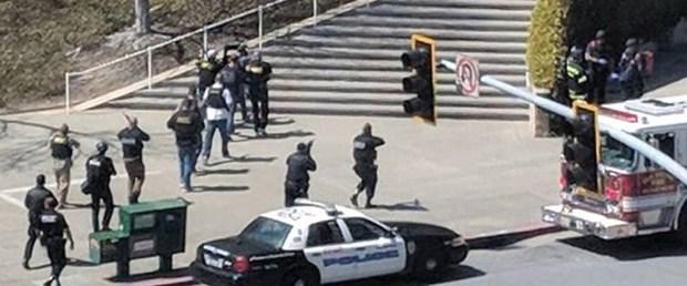 Youtube Genel Merkezi'nde silahlı saldırı   NTV
