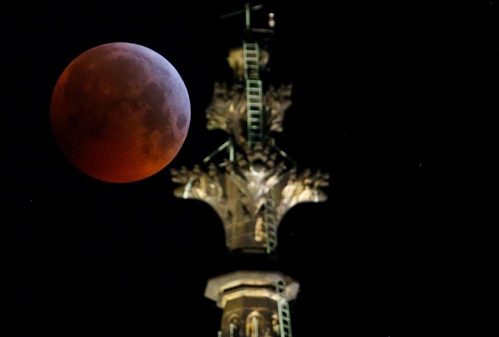 İki olay bir anda yaşanacak: Süper Çiçek Kanlı Ay ne zaman? - 6