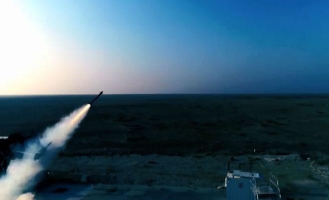Sanayi ve Teknoloji Bakanlığıncasavaş uçaklarına entegre olacak havadan havaya füze Bozdoğan'ın, fırlatma rampasından yapılan güdümlü atışlarında tam isabet sağladığı aktarıldı