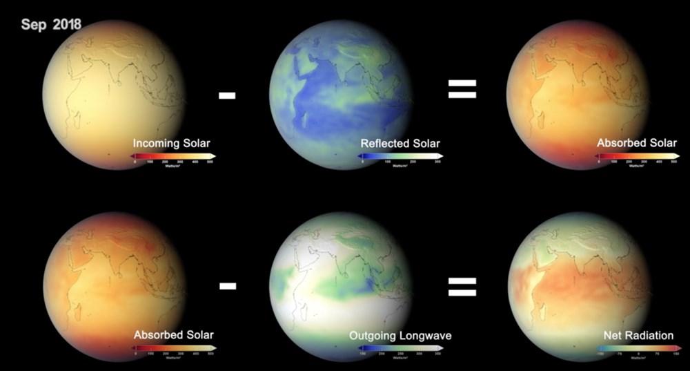 NASA'dan enerji dengesizliği uyarısı: Küresel ısınma nedeniyle Dünya, iki kat daha fazla radyasyon ve ısıyı hapsediyor - 2