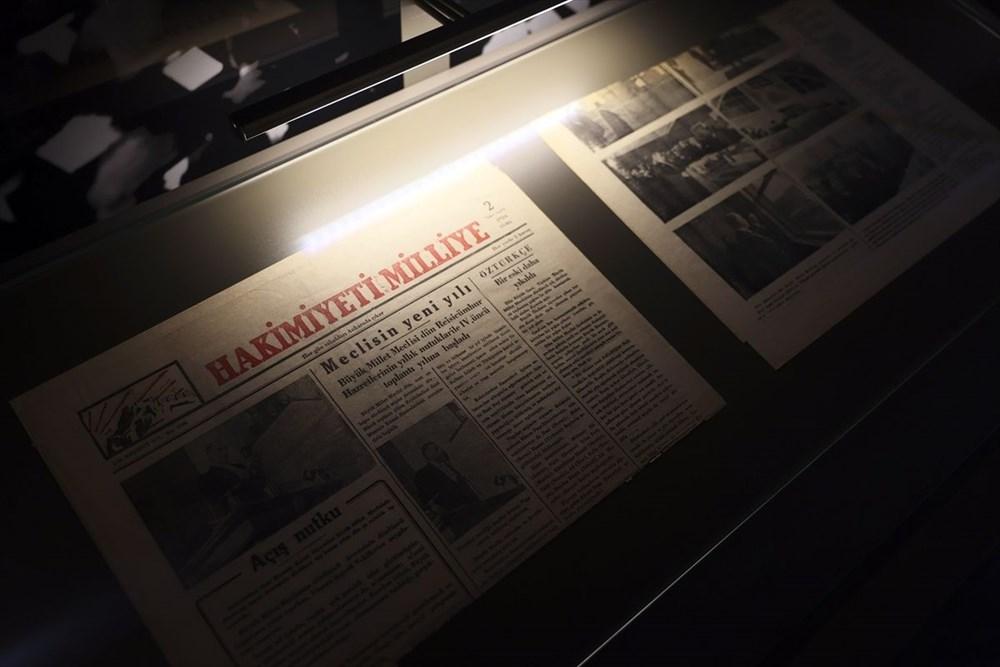 Yakın tarihin tanığı Cumhuriyet Müzesi 40 yıldır tarihseverleri ağırlıyor - 22