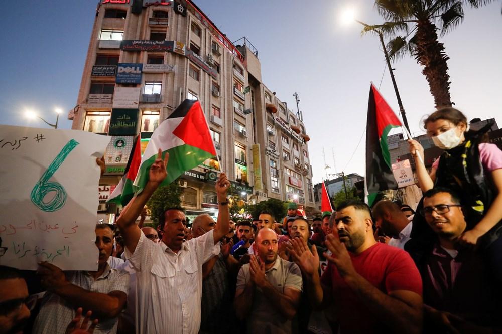 Intervensi keras dari tentara Israel ke Palestina - 10